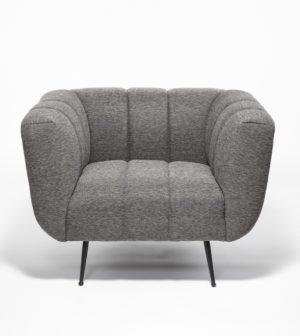 כורסא אפורה EVOG